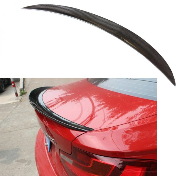 2-series-coupe-F22-F23-high-quality-Performance-P-style-carbon-fiber-rear-spoiler-wings-fits