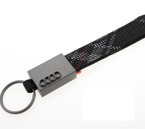AUDI KEYRING LANYARD Jabsport - Audi keychain