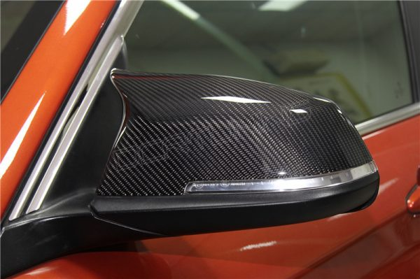 BMW-1-2-3-4-X1-Carbon-Fiber-Rear-View-Mirror-M3-M4-Look-1