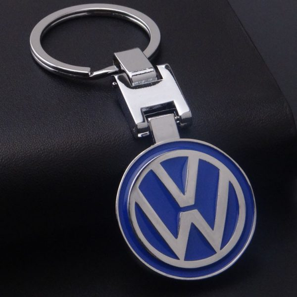 Car-Styling-Metal-Car-Logo-Key-font-b-Ring-b-font-Keyring-Key-Chain-Key-Chain