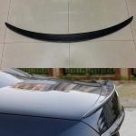 For-Mercedes-Benz-E-Class-W213-Car-Trunk-Lip-Rear-Spoiler-Wing-Real-Carbon-Fiber-1PCS