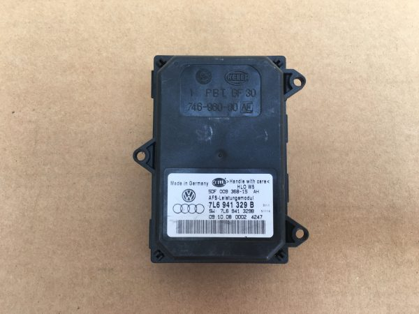 VW-Golf-6-Tiguan-Touareg-Headlight-AFS-BALLAST-MODULE-CONTROL-UNIT-7L6-941-329-B-351783514117