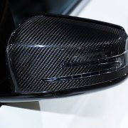 W212-Carbon-Fiber-Replace-Car-tuning-side-wing-mirror-cover-trim-for-Mercedes-Benz-W212-E200