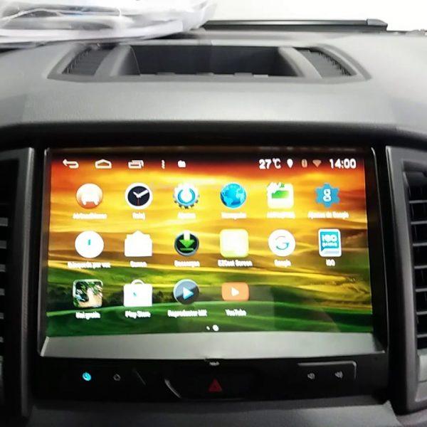 Ford Ranger Android Infotainment Radio Jabsport