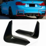 Carbon-Fibre-Rear-Bumper-Corner-Cupwing-Canards-Splitter