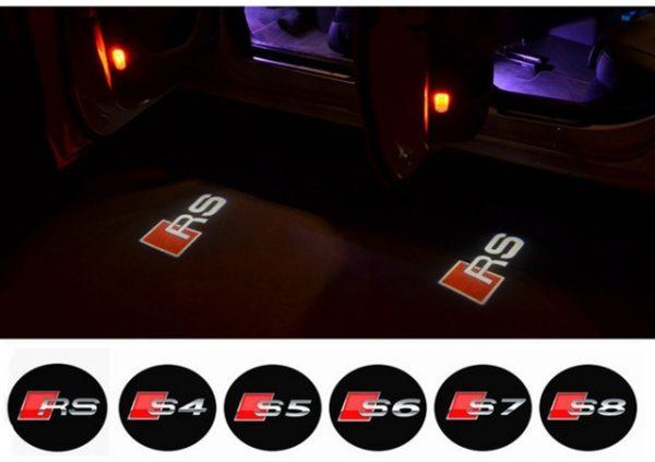 Audi New Spec Shadow Lights Jabsport