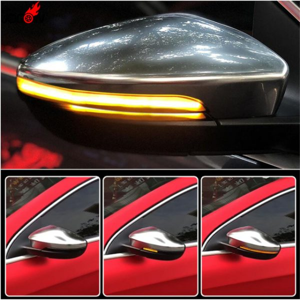 Dynamic Sequential Vw Scirocco Turn Signal Jabsport