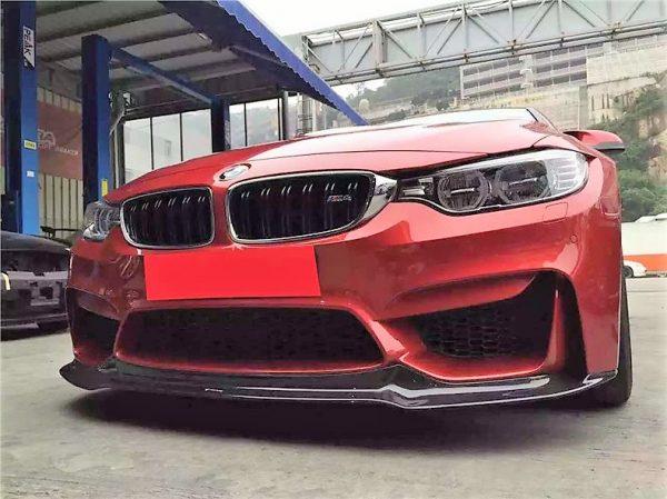 M4-Vorsteiner-Style-Carbon-Fiber-Front-Splitter-For-BMW-F82-F83-M4