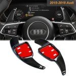 Audi New Gen Carbon Paddles 6