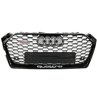 For-Audi-A5-S5-B9-2017-2018-Front-Bumper